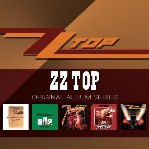 Original Album Series [5-Pack] by Zz Top (2012) Audio CD