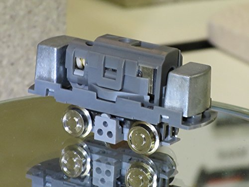 TM-TR02 iron Kore powered two-axis electric car for the railway collection