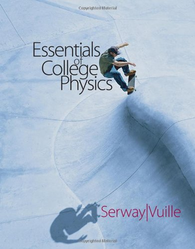 Essentials Of College Physics (With Cengagenow 2-Semester And Personal Tutor Printed Access Card)