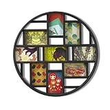 umbra LUNA FRAME ART(ルナウォールフレーム アート) ブラック 2311120-040