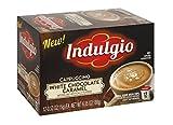 Indulgio 72 Count K-Cups (White Chocolate Caramel Cappuccino)