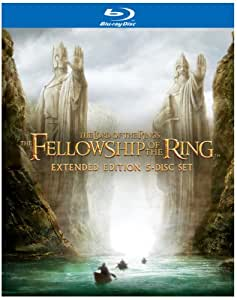 The Lord of the Rings: The Fellowship of the Ring (Extended Edition 5-Disc Set) [Blu-ray]