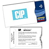 Credit Card Holders; 10 Pack; RFID Blocking Sleeves for Your Credit, Debit, ATM, Passport, ID & Common Access...