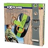 SES creative 25041 - Explore - Bolso de aventuras con cinturón [Importado de Alemania]