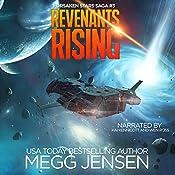 Revenants Rising: Forsaken Stars Saga, Book 3 | Megg Jensen