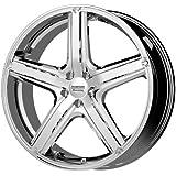 "American Racing Custom Wheels AR883 Maverick Triple Chrome Plated Wheel (17x7.5""/5x114.3mm, +40mm offset)"