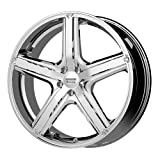 American Racing Custom Wheels AR883 Maverick Triple Chrome Plated Wheel (16x7
