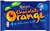 Terry's Chocolate Orange Bars (4x40g)