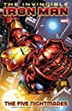 img - for Invincible Iron Man, Vol. 1: The Five Nightmares book / textbook / text book
