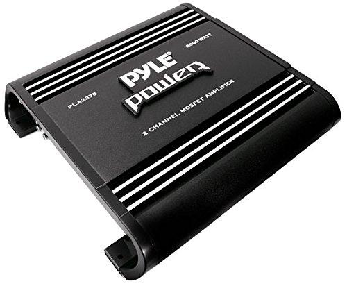 Pyle 2-channel 2000 Watts Bridgeable Mosfet Amplifier