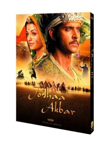 Jodhaa Akbar [2 DVDs]