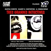 Hörbuch Los Tres Grandes Detectives [The Three Great Detectives]