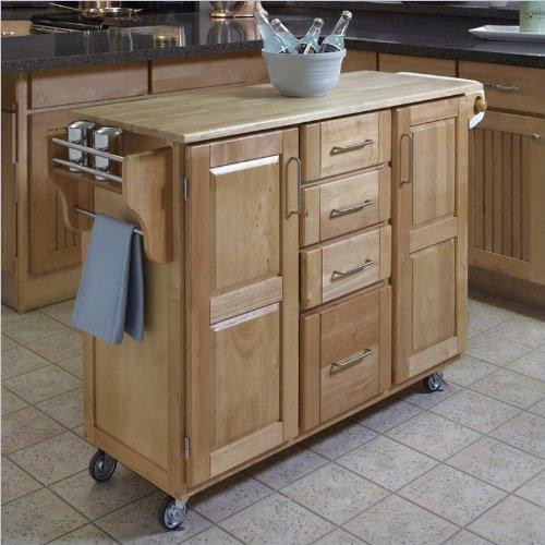 Home Styles 9100-1011 Create-a-Cart