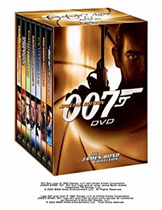 The James Bond Collection, Vol. 2 (Special Edition)