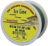 Woodstock Line TU-50-20-G No. 20 Tip-Up Line, Green