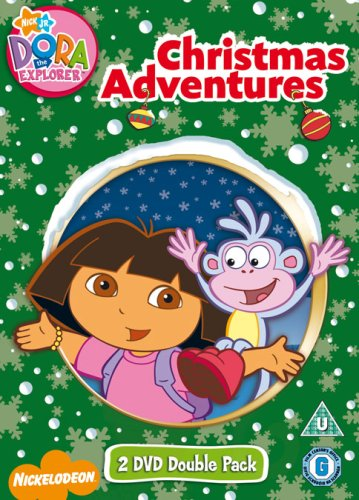 Dora The Explorer - Christmas Adventures [DVD]