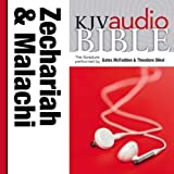 img - for King James Version Audio Bible: The Books of Zechariah and Malachi book / textbook / text book