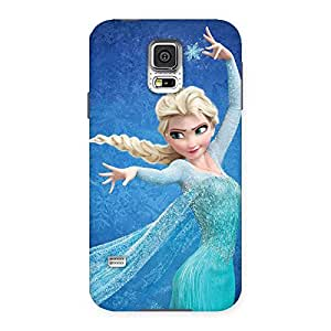 Special Premier Angel Princess Multicolor Back Case Cover for Samsung Galaxy S5