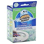 Scrubbing Bubbles Toilet Cleaning Gel, Glade Rainshower, 1.34 oz (38 g)