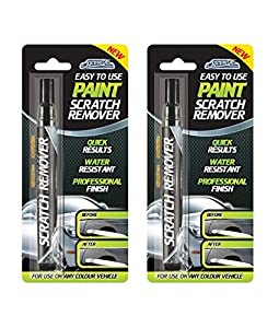 2 x Car-Pride Paint Scratch Remover Touch Up Repair Pen Any Colour Vehicle 7ml from 151