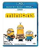 DVD & Blu-ray - Minions  (+3D-Blu-ray) (+Blu-ray)