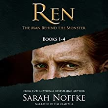 Ren Series Boxed Set, Book 1-4 Audiobook by Sarah Noffke Narrated by Tim Campbell