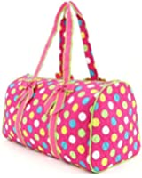 Belvah Womens Quilted Polka Dots Print 21