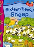 img - for Sixteen Fleecy Sheep (Start Reading) book / textbook / text book