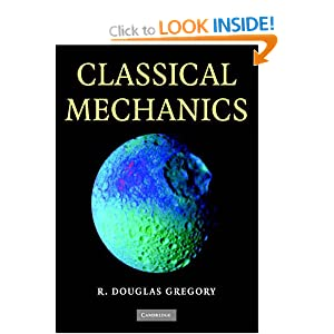 Classical mechanics Gregory R.D.