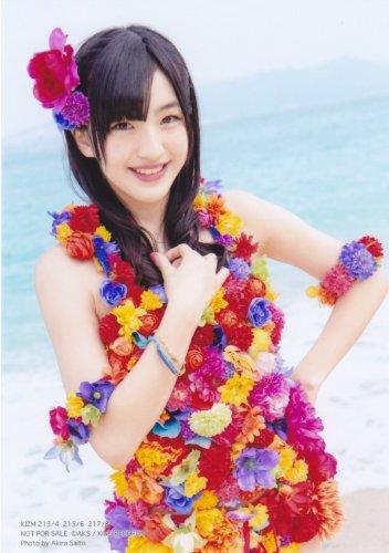 AKB48 公式生写真 さよならクロール 通常盤 封入特典 【田島芽瑠】 水着