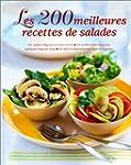 200 meilleures recettes de salades