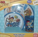 Jake & The Never Land Pirates Mealtime Set