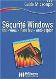 echange, troc Thierry Mille - Sécurité Windows : Antivirus et pare-feu