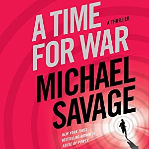 A Time for War Audiobook