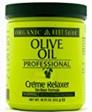 OLIVE OIL CREME RELAXER PROFESSIONAL EXTRA STRENGTH STRAIGHTENING CREME 532g