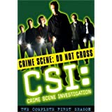 CSI: Crime Scene Investigation - The Complete First Season ~ George Eads
