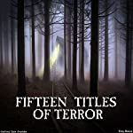Fifteen Titles of Terror | Jeffrey Jeschke