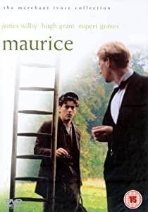 Maurice (the Merchant Ivory Collection) [DVD][1987]