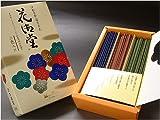 日本香堂のお線香 花御堂 バラ詰 三色入