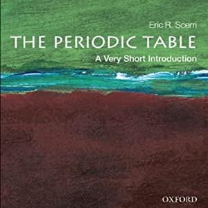 Periodic Table Audiobook