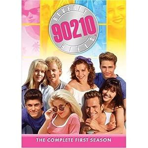 Beverly Hills 90210: The First Season [DVD]