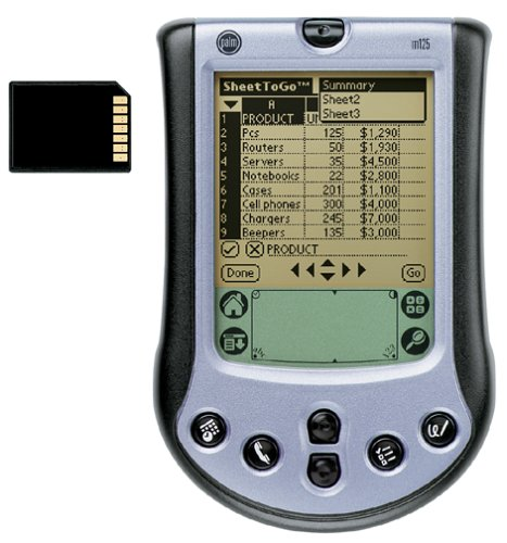 Why Should You Buy PalmOne m125 Handheld
