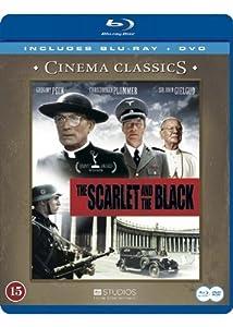 The Scarlet and the Black ( Scarlatto e nero ) ( The Vatican Pimpernel (The Scarlet & the Black) ) (Blu-Ray & DVD Combo) [ NON-USA FORMAT, Blu-Ray, Reg.B Import - Denmark ]