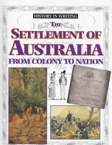 european settlement of australia essay This essay introduces a new technique to improve the reliability of the interpret- using the case of first european settlement in australia.