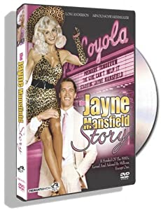 "Cover of ""The Jayne Mansfield Story"""