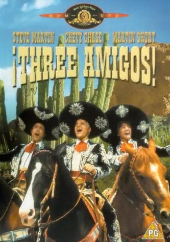 The Three Amigos! [DVD] [1987]