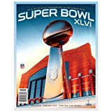 NFL New York Giants vs. New England Patriots Super Bowl XLVI Program () at Amazon.com