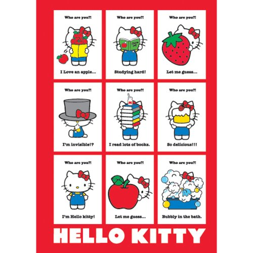 Hello Kitty 2014 Schedule Book Weekly Yearly Schedule Planner Calendar Book