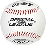 Rawlings Baseball Official League 9 In. Solid Cork & Rubber Center 5 Oz