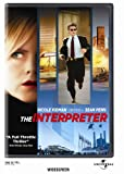 The Interpreter [DVD] [2005] [Region 1] [US Import] [NTSC]